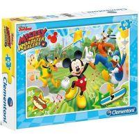 Clementoni Disney Puzzle Mickey závodník 60 dílků