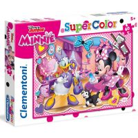 Clementoni Disney Puzzle Minnie Supercolor 60 dílků