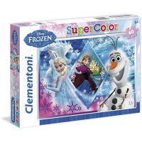 Clementoni Puzzle Supercolor Frozen 60d