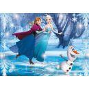Clementoni Disney Puzzle Supercolor Jewels Frozen 104 dílků 2
