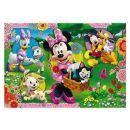 Clementoni Disney Puzzle Supercolor Minnie 2x20d 2