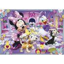 Clementoni Disney Puzzle Supercolor Minnie 2x20d 3