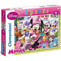 Clementoni Disney Puzzle Supercolor Minnie 60 dílků