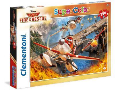 Clementoni Disney Puzzle Supercolor Planes 250d