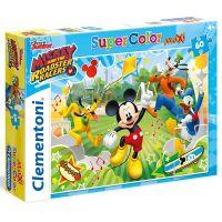 Clementoni Disney Supercolor Maxi Puzzle Mickey 60 dílků