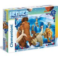 Clementoni Doba Ledová Supercolor Puzzle Maxi 24 dílků