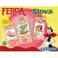 Clementoni 99777 - Ferda Slova