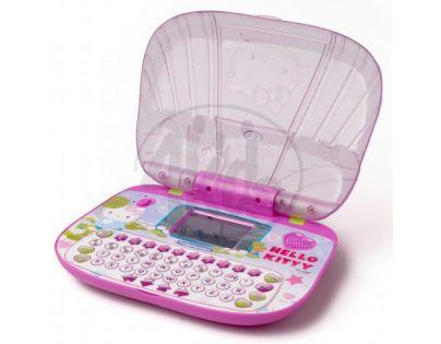 Clementoni Hello Kitty Dětský Laptop v kabelce