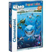 Clementoni Hledá se Nemo Supercolor Puzzle 250 dílků