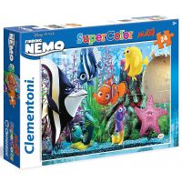 Clementoni Hledá se Nemo Supercolor Puzzle Maxi 24 dílků