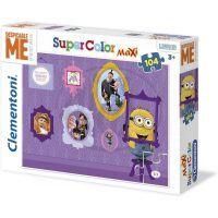 Clementoni Já, padouch Puzzle Maxi Supercolor 104d