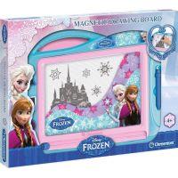 Clementoni Ledové království Magnetická tabulka Frozen