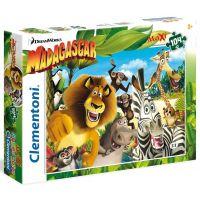 Clementoni Madagascar Supercolor Puzzle Maxi 104 dílků