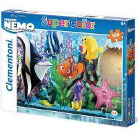 Clementoni Nemo Puzzle Supercolor 104 dílků