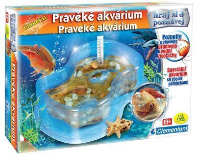 Clementoni 11477 - Pravěké akvárium