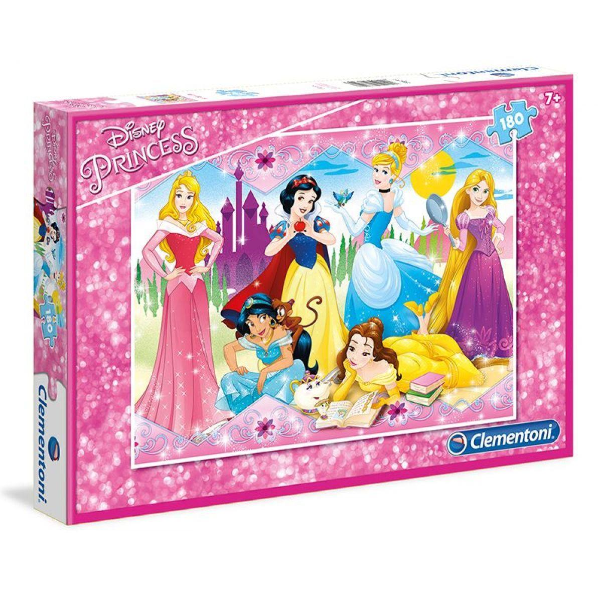 Clementoni Princess Puzzle 180 dílků