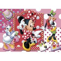 Clementoni 33C20402 - Minnie Shoping Bag 104 - Parádnice Minnie