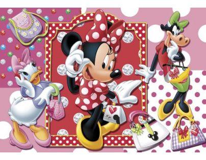 Clementoni 33C20402 - Minnie Shoping Bag 104 - Parádnice Minnie