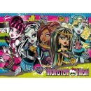 Clementoni 33C30119 - Puzzle Monster High 500ks - Báječné Monster 2