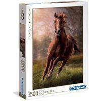 Clementoni Puzzle 1500 dílků kůň