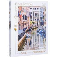 Clementoni Puzzle Benátky 500 dílků
