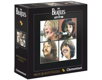 Clementoni Puzzle Beatles Let It Be 289d