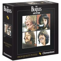 Clementoni Puzzle Beatles Let It Be 289d