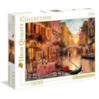 Clementoni Puzzle Benátky 1500 dílků