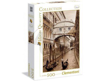 Clementoni Puzzle Benátky 500d