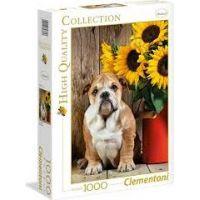 Clementoni Puzzle Buldog 1000 dílků