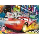 Clementoni 33C20044 - Puzzle 3D 104, Cars 2 wgp 2