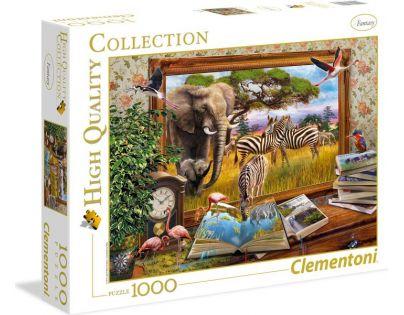 Clementoni Puzzle Come to life 1000 dílků