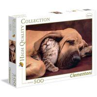 Clementoni Puzzle Cuddles 500 dílků