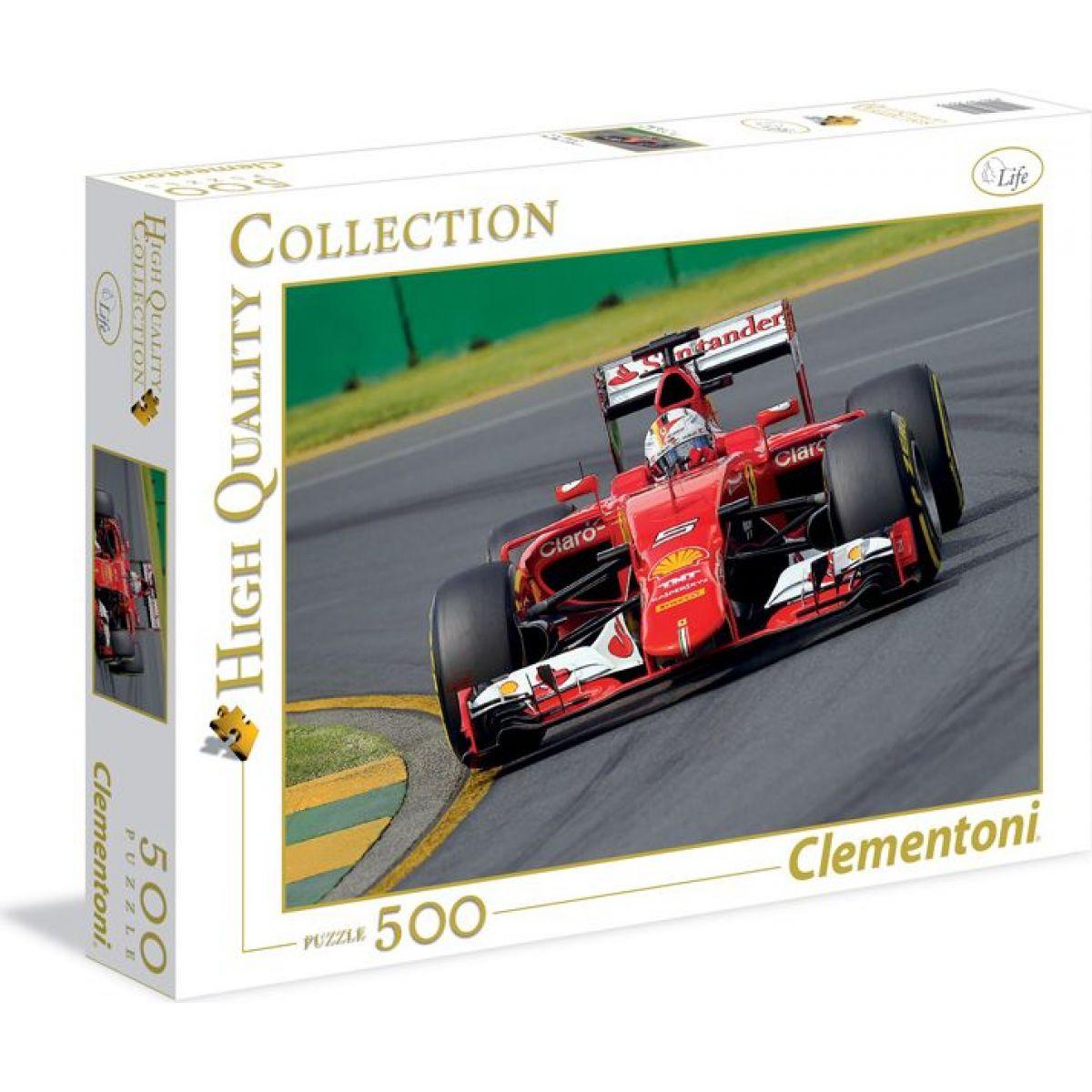 Clementoni Puzzle Formule 500 dílků