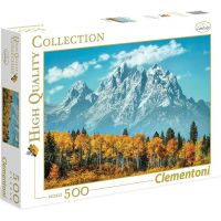Clementoni Puzzle Grand Teton 500 dílků
