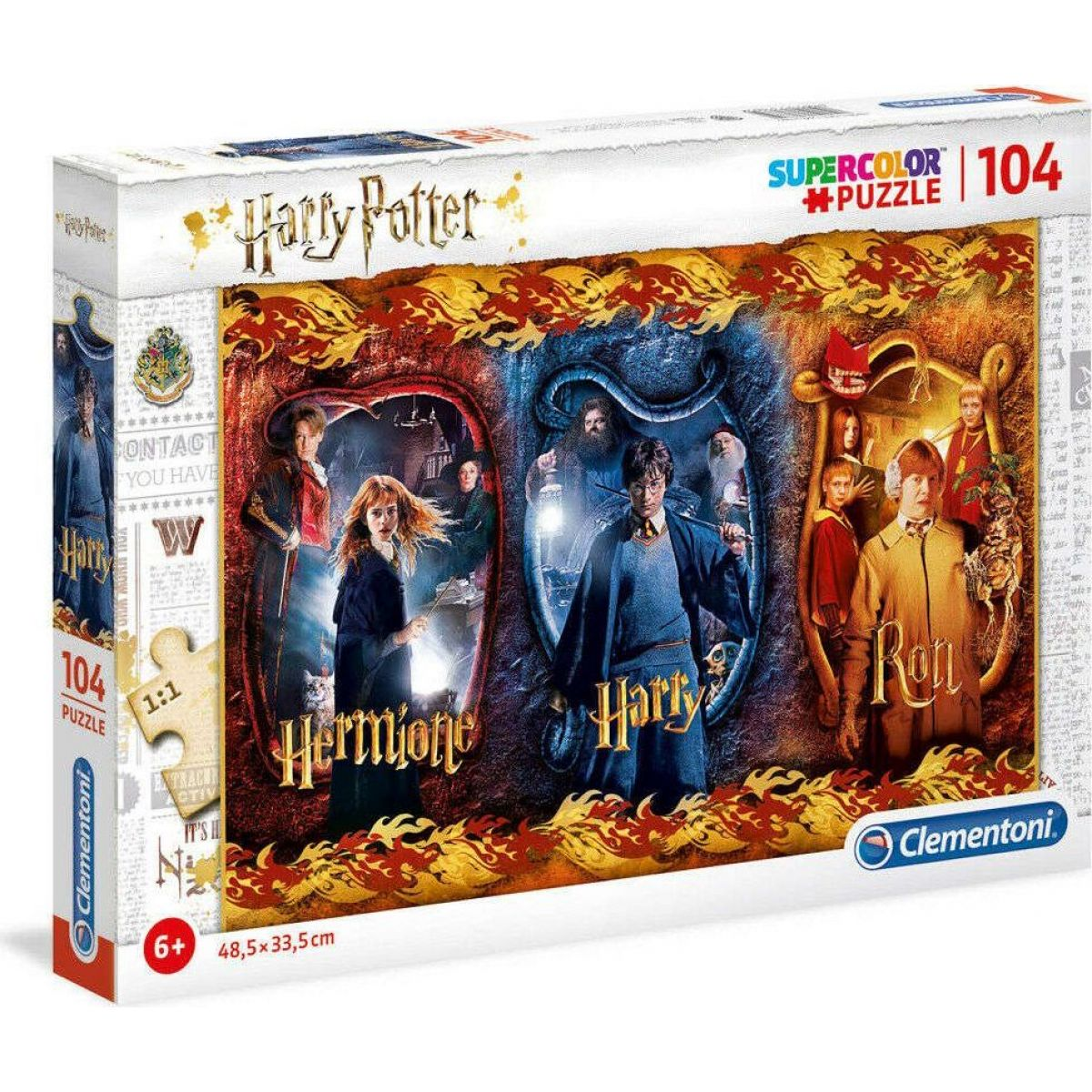 Clementoni Puzzle Harry Potter 104 Harry