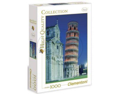 Clementoni Puzzle Šikmá věž v Pise 1000d