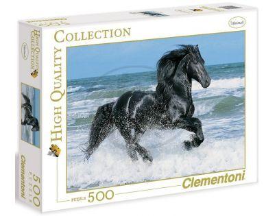 Clementoni Puzzle Kůň v moři 500 dílků
