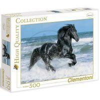 Clementoni 33C30175 - Puzzle 500, Kůň v moři