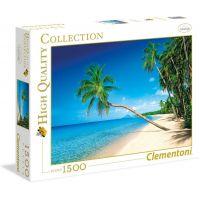 Clementoni Puzzle Karibské ostrovy 1500d