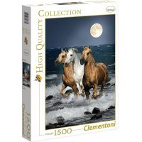 Clementoni Puzzle Koně 1500 dílků