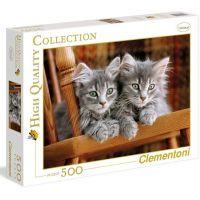 Clementoni Puzzle Koťata 500 dílků