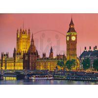 Clementoni 30378 - Puzzle 500, Večerní Londýn 2