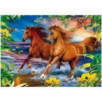 Clementoni 39222 - Puzzle Magic 3D 1000, Kůň ve vlnách 2