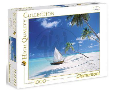 Clementoni 39256 - Puzzle 1000, Maledive