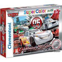 Clementoni Puzzle Maxi 24 dílků, Stříbrné auto