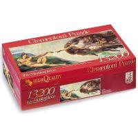 Clementoni 33C38004 - Puzzle 13200, Michelangelo