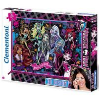 Clementoni 33C20075 - Puzzle 3D 104, Monster High