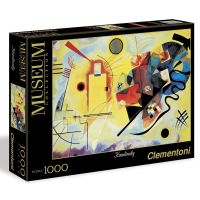 Clementoni Puzzle Museum 1000 dílků Kandinsky