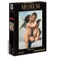 Clementoni Puzzle Museum 500 dílků Amor a Psiche